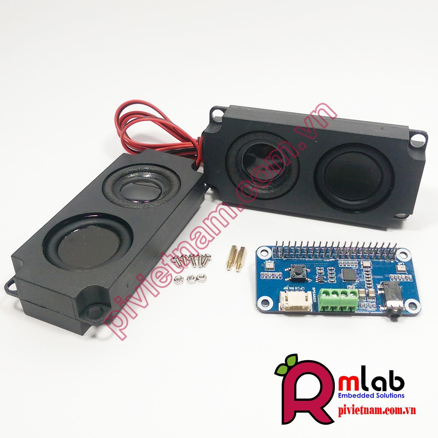 Raspberry Pi I2s Adc