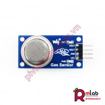 Module cảm biến chất lượng không khí (Waveshare) - MQ - 135 Gas Sensor