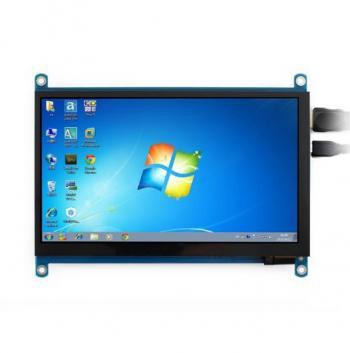 Màn hình LCD 7inch HDMI (H) ( Không có vỏ ), 1024x600, IPS, Waveshare