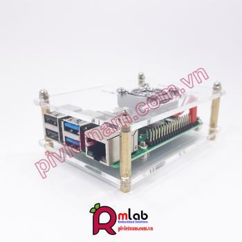 Vỏ hộp Cluster SP16 dành cho Raspberry Pi 4