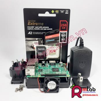 Bộ sản phẩm Raspberry Pi 3 Model B Super