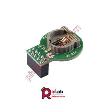 Module thời gian thực dành cho Raspberry Pi - RTC (DS1307)