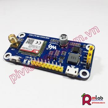Sim7020E NB-IOT HAT cho Raspberry Pi