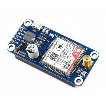 SIM7000C NB-IOT / eMTC / EDGE / GPRS / GNSS  HAT cho Raspberrry Pi