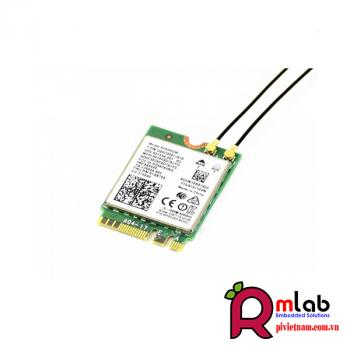 Intel Wireless AC8266 - Module Wifi cho Jetson Nano