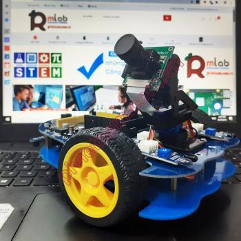 AlphaBot dành cho Raspberry Pi