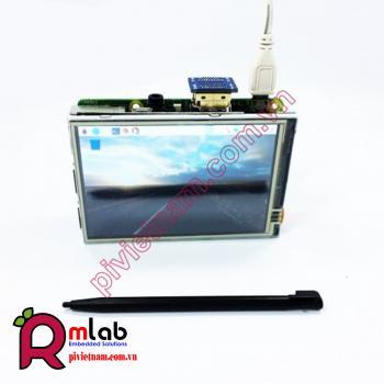 Màn hình LCD 3.5inch HDMI 480x320, IPS Waveshare