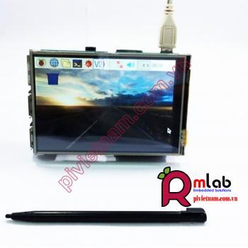 Màn hình TFT 3.5inch RPi LCD (B), 320×480, IPS Waveshare