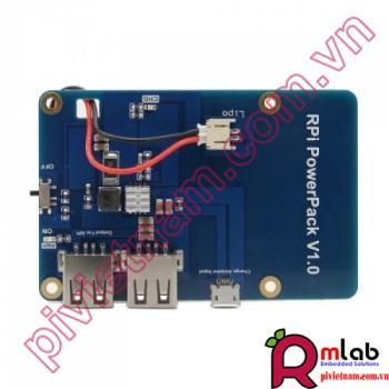 Module RPi PowerPack V1.2