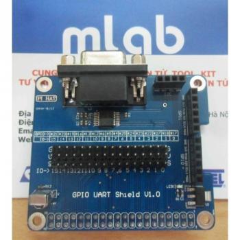 GPIO UART Shield (Sử dụng cho Raspberry Pi)