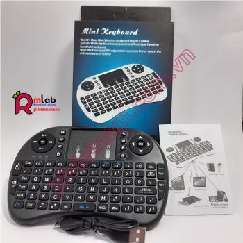 Mini Keyboard (bàn phím không dây cho Raspberry Pi)