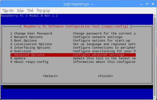 Hướng dẫn cài OpenCV 3 trên Raspberry Pi 3 chạy Raspbian Stretch