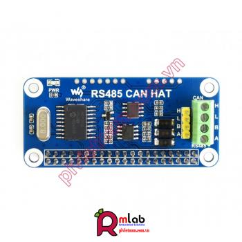 Module RS485 CAN HAT dành cho Raspberry Pi